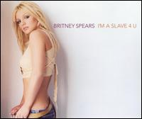 Britney Spears - I'm a Slave 4 U [UK CD]