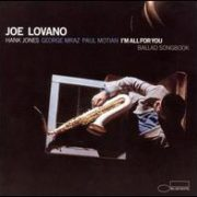 Joe Lovano - I'm All for You
