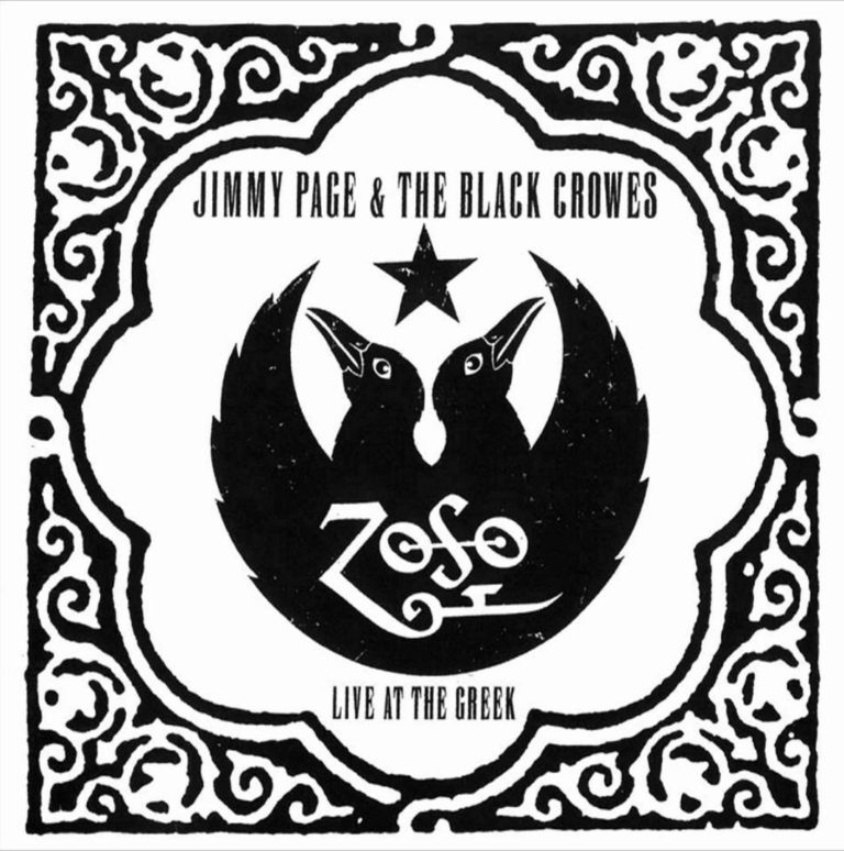 Jimmy Page & the Black Crowes - Live at the Greek (Remastered)