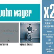 John Mayer - Continuum/Heavier Things