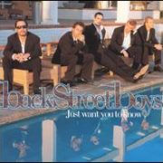 Backstreet Boys - Just Want You to Know [Single Track]