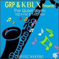 Various Artists - KBLX - The Quiet Storm: A Celebration of Music