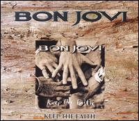 Bon Jovi - Keep the Faith [Japan]