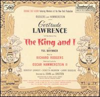 Gertrude Lawrence - King and I [Original 1951 Cast]