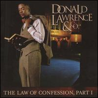 Donald Lawrence - Law of Confession