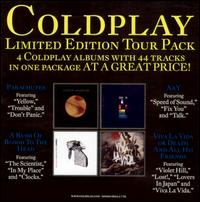 Coldplay - Limited Edition Tour Pack