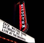 Zack Walther Band - Live at the Brauntex