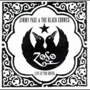 Jimmy Page & The Black Crowes - Live at the Greek