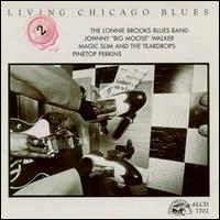 Various Artists - Living Chicago Blues