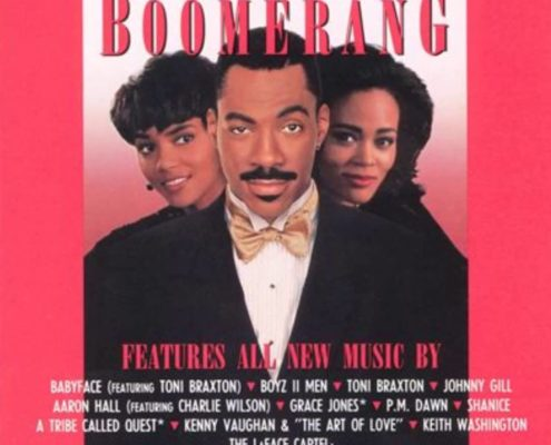 Original Soundtrack - Boomerang