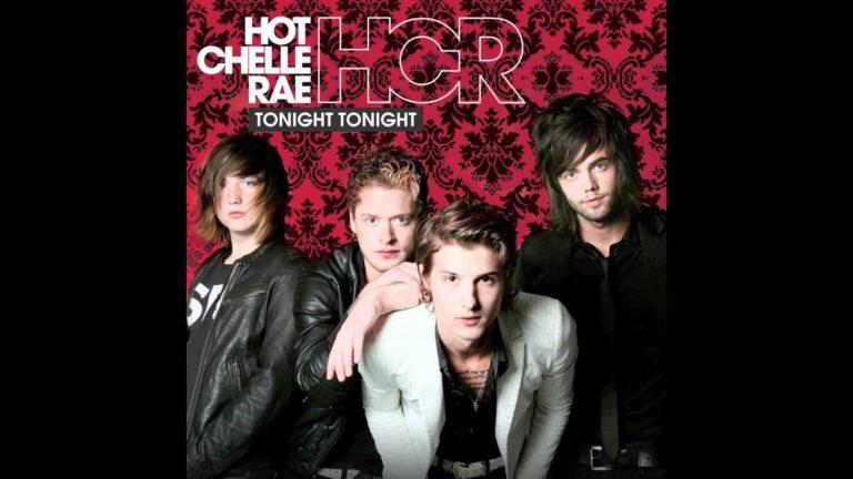 Hot Chelle Rae - Tonight Tonight Remixes