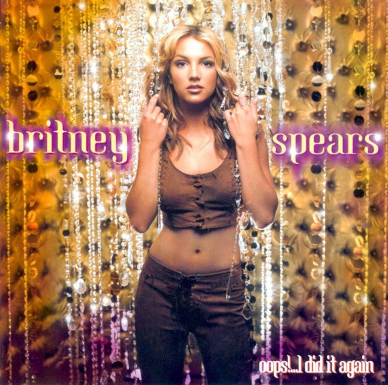Britney Spears - Oops!...I Did It Again [Special UK Edition]