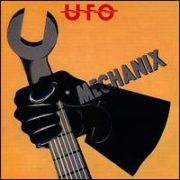 UFO - Mechanix [Japan Bonus Tracks]