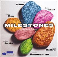 Gino Paoli - Milestones: Un Incontro in Jazz