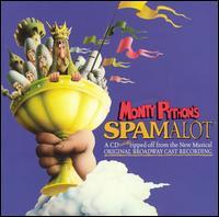 Various Artists - Monty Python's Spamalot [Original Broadway Cast Recording]