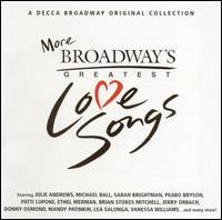 Various Artists - More Broadway's Greatest Love Songs