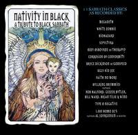 Various Artists - Nativity in Black: Tribute to Black Sabbath [Bonus Track]