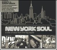 Various Artists - New York Soul: Bite of Soul from the Big Apple