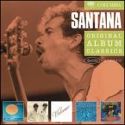 Santana - Original Album Classics: Caravanserai/Love Devotion Surrender/Welcome/Borboletta/Amigos