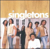 Singletons - Pour Out Your Holy Spirit