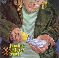 Jimmie's Chicken Shack - Pushing the Salmanilla Envelope