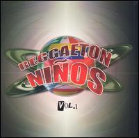 Various Artists - Reggaeton Ninos
