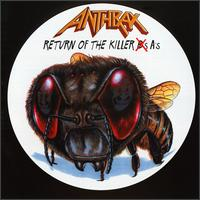 Anthrax - Return of the Killer A's: The Best of Anthrax
