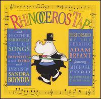 Sandra Boynton - Rhinoceros Tap