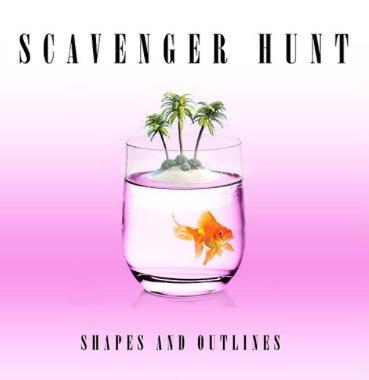 Scavenger Hunt - Shapes and Outlines