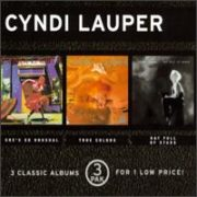 Cyndi Lauper - She's So Unusual/True Colors/Hat Full of Stars