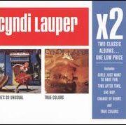 Cyndi Lauper - She's So Unusual/True Colours
