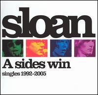 Sloan - Sides Win: Singles 1992-2005 [Bonus DVD]
