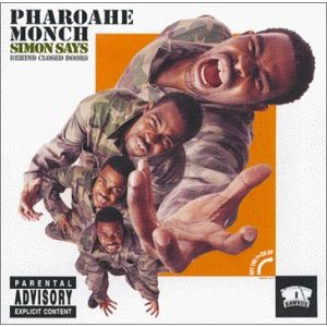 Pharaohe Monch - Simon Says/Livin' It Up [Clean]