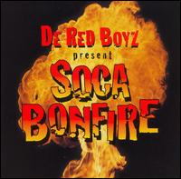 Various Artists - Soca Bonfire