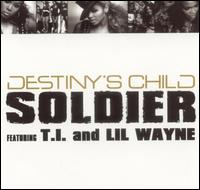 Destiny's Child - Soldier [2 Tracks]