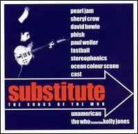 Various Artists - Substitute: The Songs of the Who