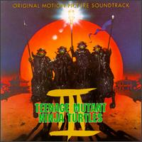 Original Soundtrack - Teenage Mutant Ninja Turtles III
