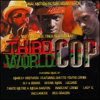 Original Soundtrack - Third World Cop