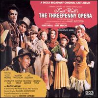 1954 Off-Broadway Revival Cast - Threepenny Opera