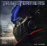 Original Soundtrack - Transformers: The Movie [2007 Live Action]