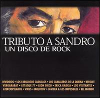 Various Artists - Tributo a Sandro Un Disco de Rock