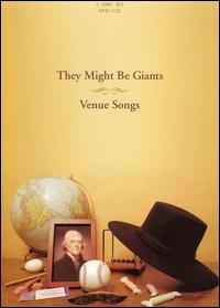 They Might Be Giants - Venue Songs [DVD/CD]
