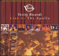 Various Artists - Verity Records: Live at the Apollo