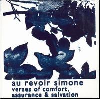 Au Revoir Simone - Verses of Comfort