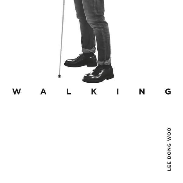 Dongwoo Lee - Walking - The 2nd Album