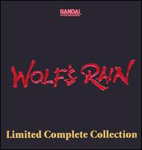 Original Soundtrack - Wolf's Rain [CD/DVD]
