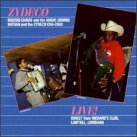 Various Artists - Zydeco Live!