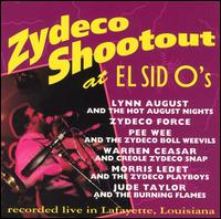 Various Artists - Zydeco Shootout at El Sid O's
